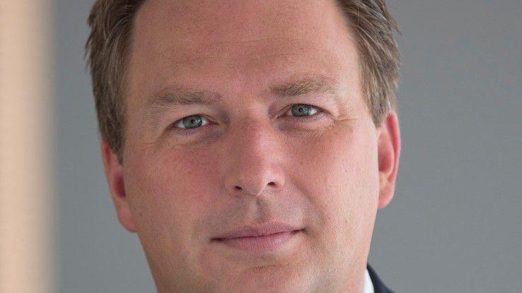 Markus Köhler ist Senior Director Human Resources bei Microsoft Deutschland.