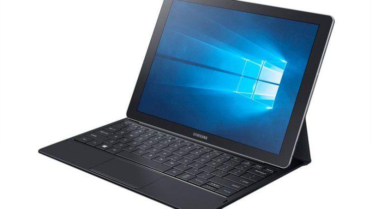 Für viele Endkunden sind Ultramobiles wie das neue Samsung-Tablet Galaxy TabPro S noch zu teuer.