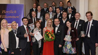 Am 25. Januar 2017 in München: GfK Channel Excellence Awards
