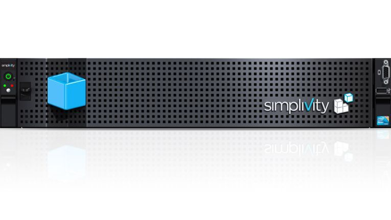 Rechenzentrum in der Box: Der Simplivity OmniCube