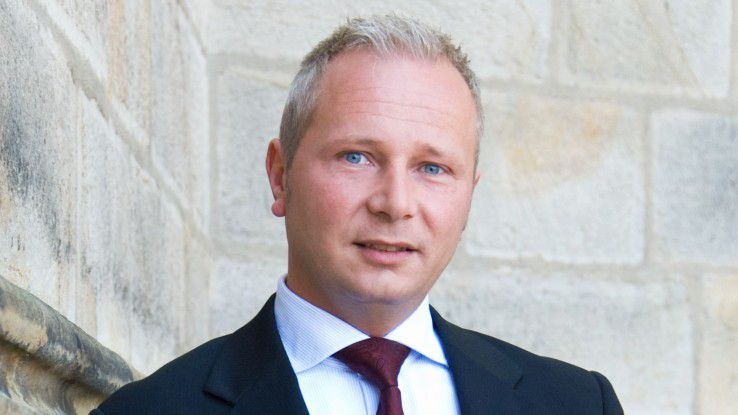 Thomas Hefner, Senior Sales Manager DACH bei AVG Business