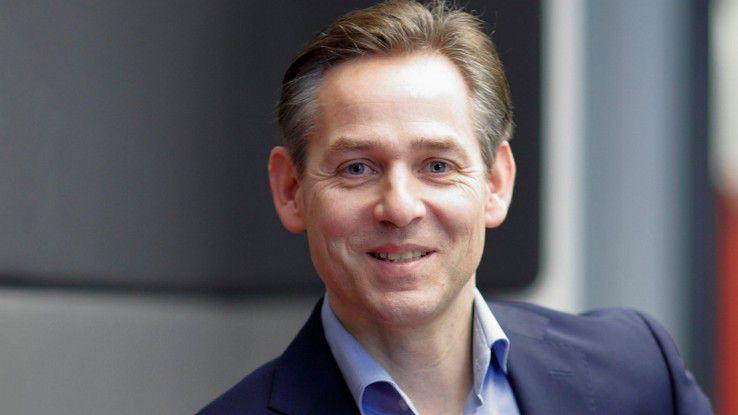 Norbert Rotter ist seit Juli 2016 Vorstandsvorsitzender der itelligence AG. Sie finden itelligence auf der CeBIT in Halle 4, Stand C04.