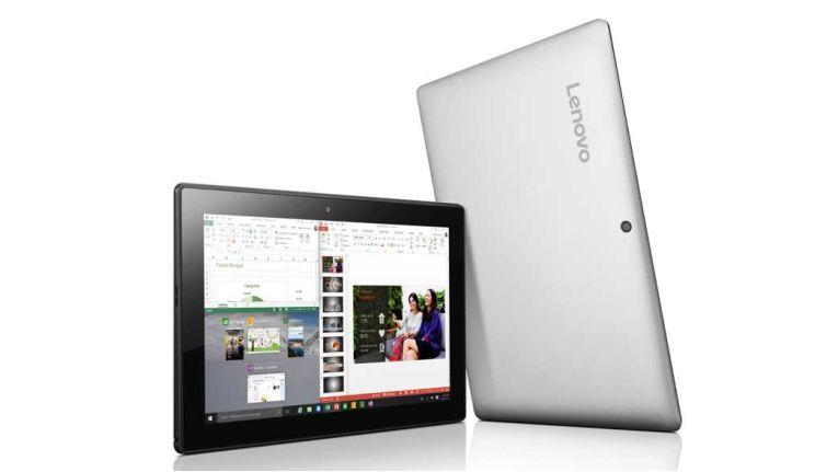 Lenovo Ideapad MIIX 310: Tablet pur in zwei Varianten.
