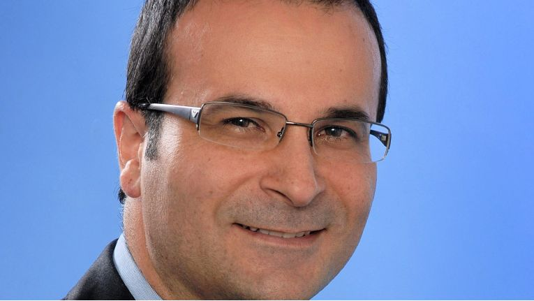 Erkan Sekerci, Sales Director DACH bei Iiyama, vertraut auf die Expertise des IT-Distributors.