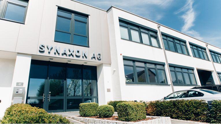 Um die technische Abwicklung des Managed Service Angebots kümmert sich die Synaxon-Zentrale in Schloß Holte-Stukenbrock