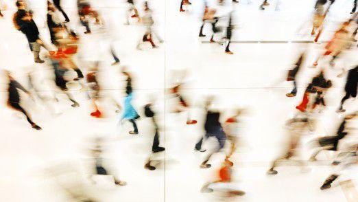 Den Kunden genau zum richtigen Zeitpunkt am richtigen Ort mit dem richtigen Angebot erwischen - das ist die hohe Kunst des neuen Customer Relationship Management (CRM).