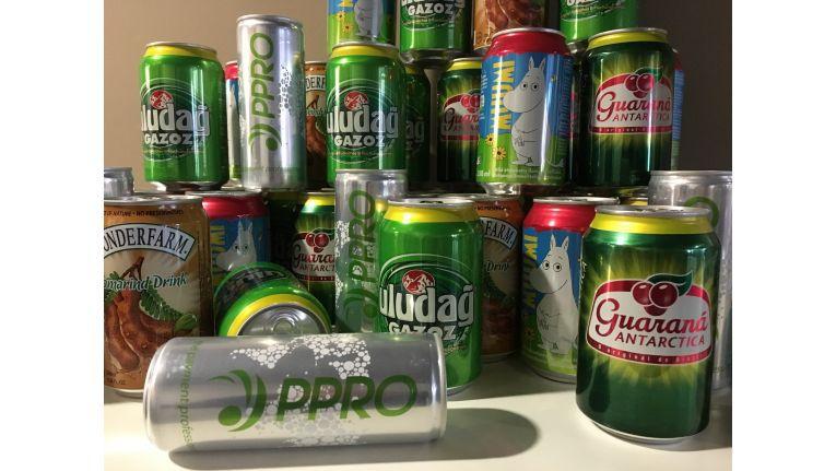 In der Getränke- wie auch in der Bezahlwelt gibt es viele kleinere Marken, die auf lokale Wünsche und Bedürfnisse eingestellt sind.