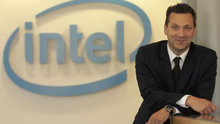 Dietmar Rohlf, General Manager Direct- und Channel Sales Group, Intel Deutschland GmbH