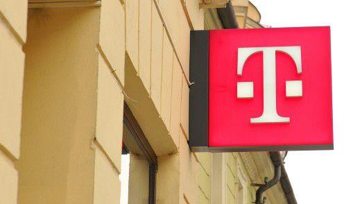 Die Deutsche Telekom baut um.