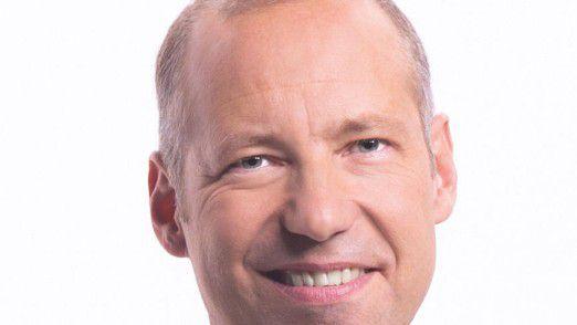 Seit dem 1. Januar 2018 leitet Matthias Hartman die Region DACH bei IBM.
