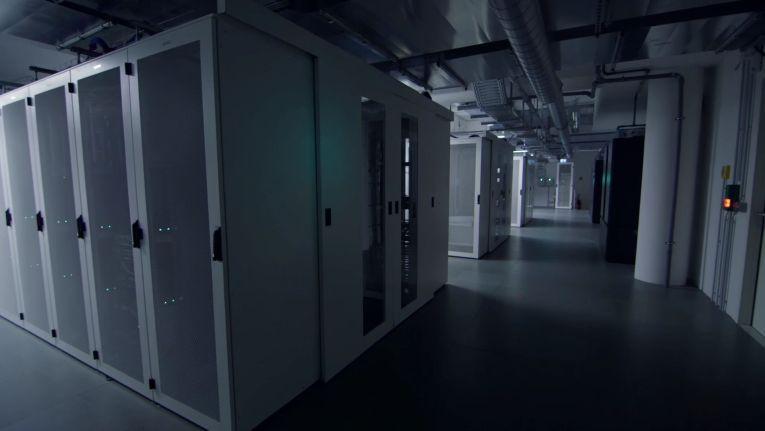 DARZ Datacenter - das dynamische Rechenzentrum in Darmstadt.