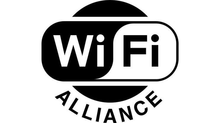 Das Logo der Wi-Fi-Alliance