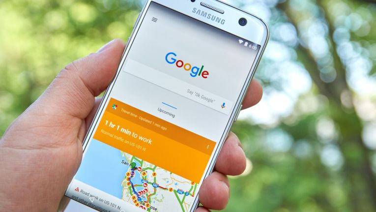 Google Now verspricht immer die gewünschten Informationen zu liefern.