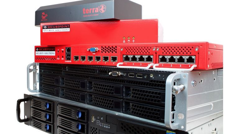 """Ab sofort können sich Systeam-Kunden über Securepoint-Produkte bei ihrem Lieferanten freuen. Der Hersteller garantiert """"Backdoor""""-freie Lösungen made in Germany."""