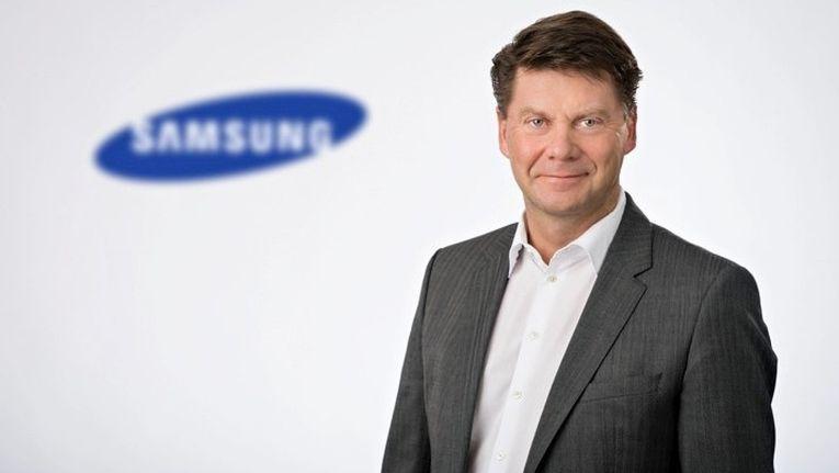 ''Durch den Verkauf unseres Druckergeschäfts ändert sich für die B2B-Kunden zunächst gar nichts'', Martin Böker, Director B2B, Samsung Electronics GmbH.