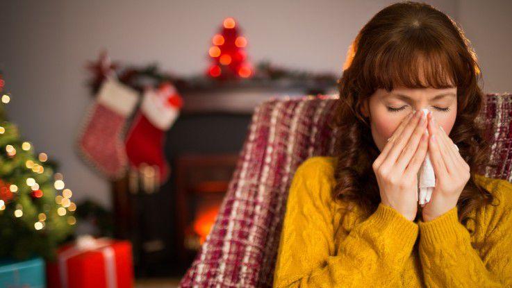 Tritt während des Urlaubs eine Erkrankung auf, verlängert sich der Urlaub nicht automatisch.