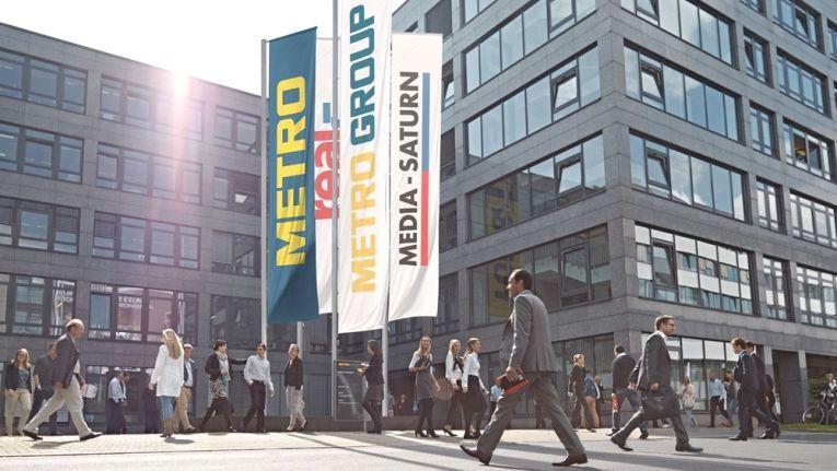 In der Metro-Zentrale in Düsseldorf herrscht Erleichterung über die erste Gerichtsentscheidung zur Konzernaufteilung.