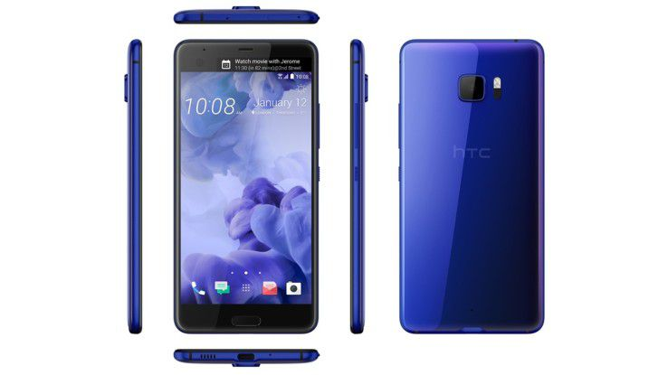 Nicht von schlechten Eltern: Das HTC U Ultra