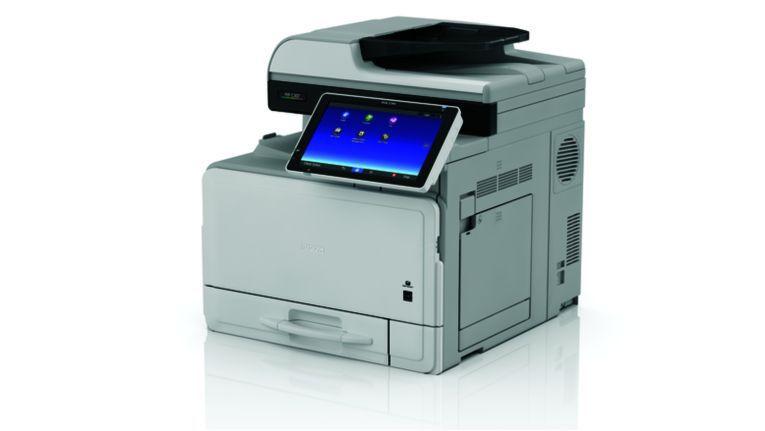 Mit dem MP C307SPF bringt Ricoh ein neues Farblaser-Multifunktionsgerät im A4-Segment auf den Markt.
