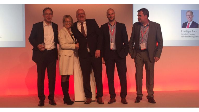 v.l.n.r.: Rüdiger Rath (Head of Europe, Logicalis Group), Dr. Swantje Schulze (Germany Director Alliances, Oracle Germany), Frank Haines (Chief Sales Officer, Inforsacom Logicalis), Mark Borgmann (Cloud Sales Leader Germany, Oracle) und Stefan Paechnatz (Strategic-Partner Alliance Manager, Oracle)