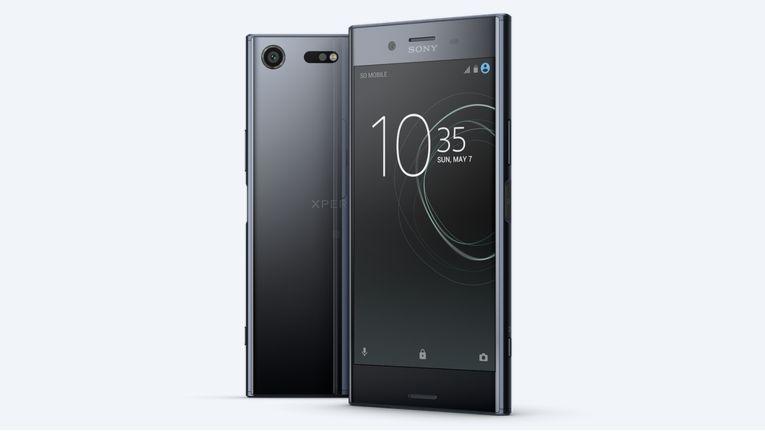 Sonys neues Smartphone-Flaggschiff das Xperia XZ Premium