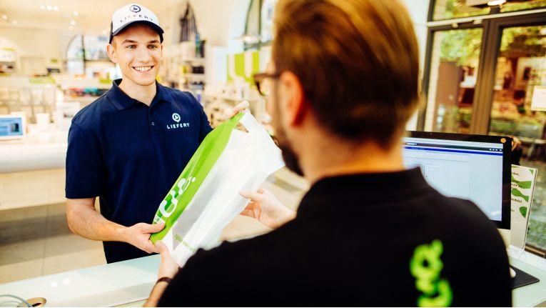 Dezentraler Logistikservice: Die Same-Day-Delivery wird aus den Gravis-Filialen heraus umgesetzt