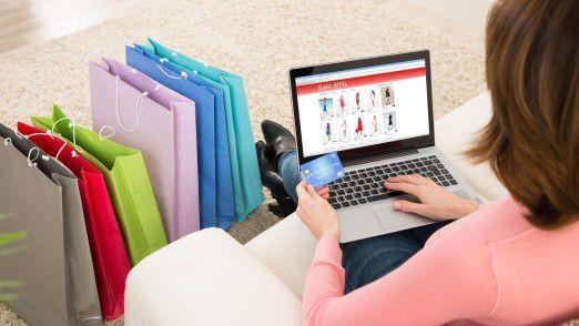 """Das Online-Shopping-Verhalten hat sich in Deutschland durch """"WannaCry"""" nicht geändert."""