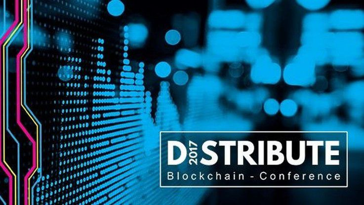 """Die """"Distribute Blockchain Conference"""" startet am 16. Juni 2017 in Hamburg"""
