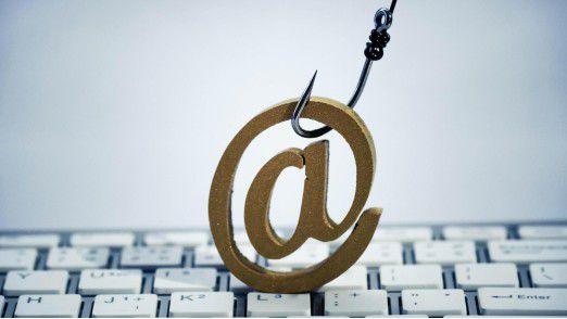 Unbekannte starteten eine Phishing-Attacke auf Google-Nutzer.