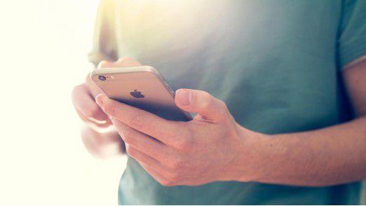 Ob das künftige iPhone seinen Nutzer am Gesicht erkennt und sich entsperrt, ist noch ungewiss.