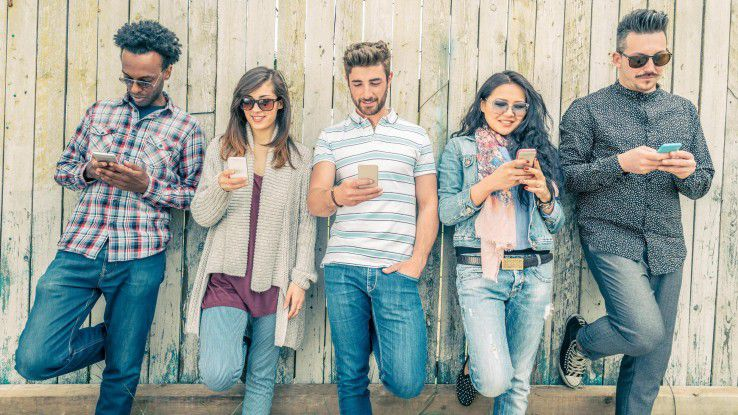 Bewerber: Mit moderner Technik lässt sich die Generation Z locken