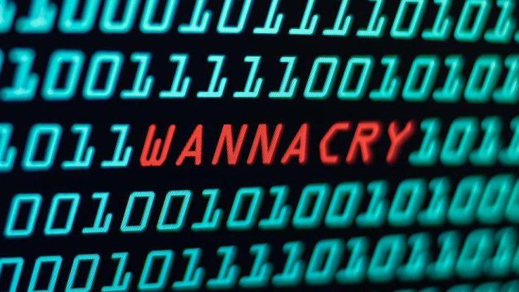Die Ransomware WannaCry hat viele Anwender verzweifeln lassen.
