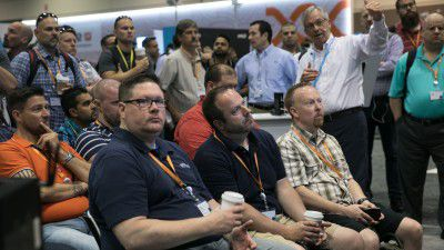 Synergy-Hausmesse in Orlando: Citrix auf dem Weg zur IT-Security-Company - Foto: Citrix