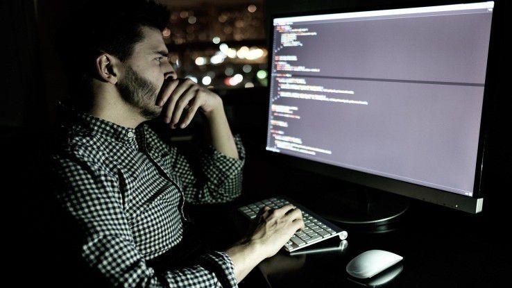 Die Nachfrage nach freiberuflichen Softwareentwicklern und Security-Spezialisten ist am deutlichsten gestiegen.