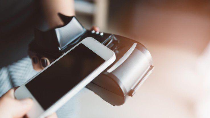 Bislang kann der NFC-Chip im iPhone nur für Bezahlvorgänge mit Apple Pay genutzt werden.