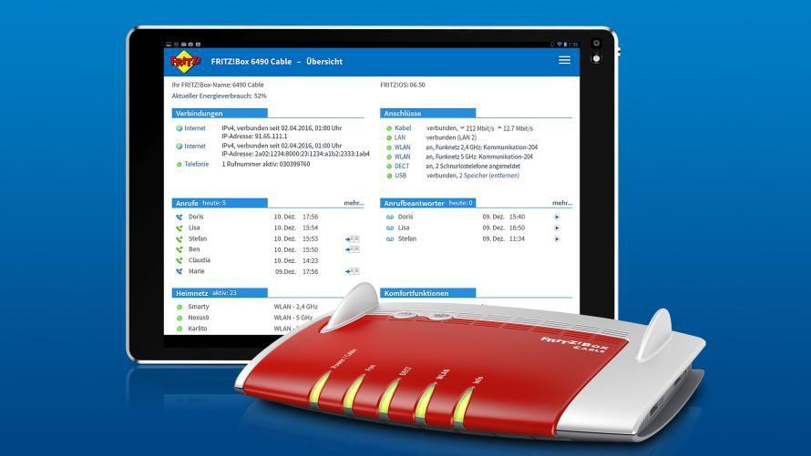 Fritzbox 6490 Dns Server ändern Kabel Deutschland