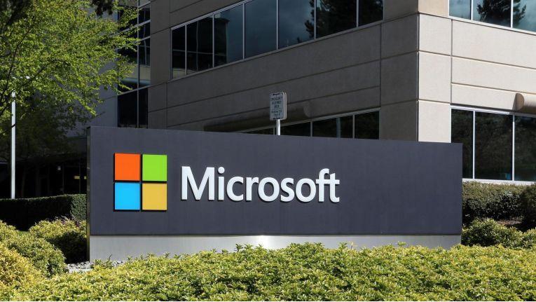 Microsoft Zentrale in Redmond
