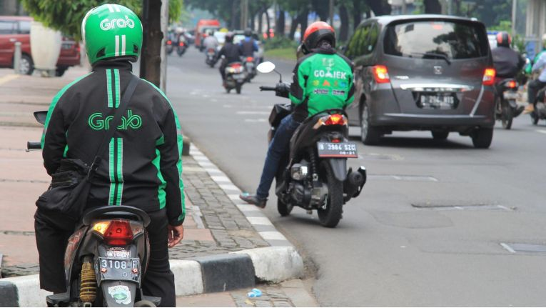 Grab ist der mit Abstand führende Fahrdienst in Südostasien.