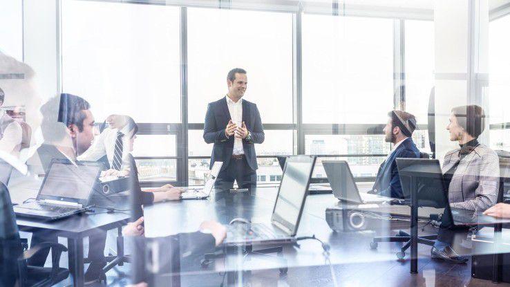 """In den meisten Unternehmen wird das Thema """"Führung und Macht"""" tabuisiert."""