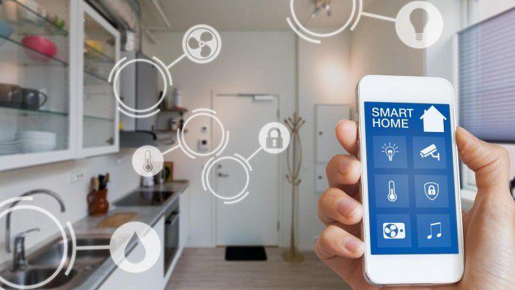 Für viele Verbraucher ist IoT mittlerweile zwar unverzichtbar, aber mit dem Vertrauen in die neue technik hapert es.