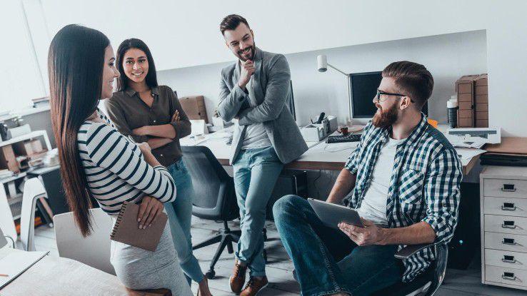 Meetings werden zum Erfolg, wenn auch die emotionale Beziehungsebene stimmt.