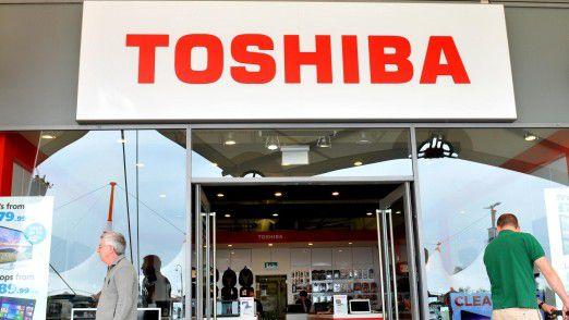 Toshiba trennt sich von der Speicherchip-Sparte.