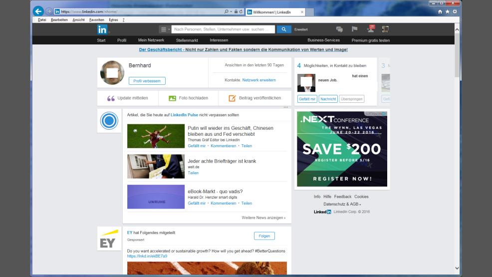 Linkedin Account Löschen social media netzwerk linkedin profil löschen so geht es