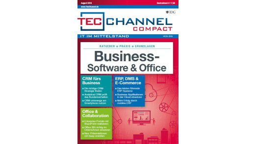 160 Seiten Praxis, Ratgeber und Hintergrund bietet das neue TecChannel Compact.