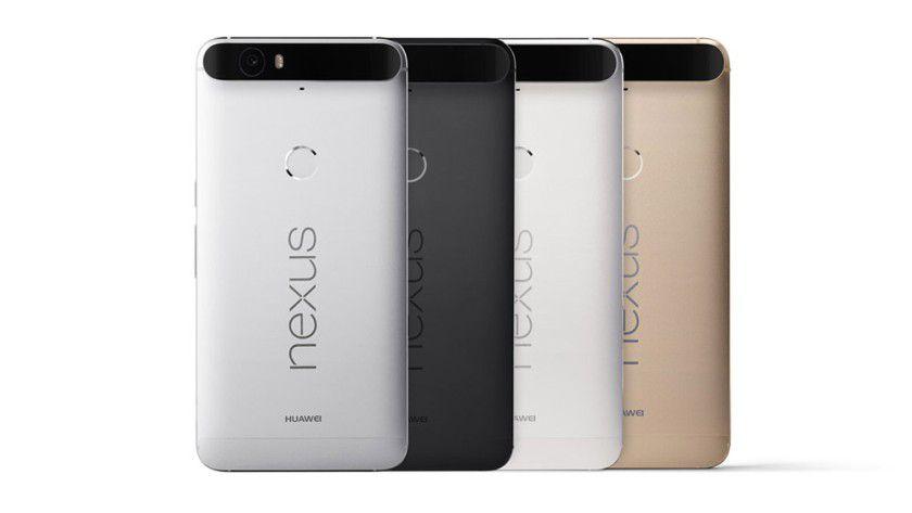 Das Nexus 6P ist das erste Nexus-Gerät mit Vollmetall-Gehäuse.