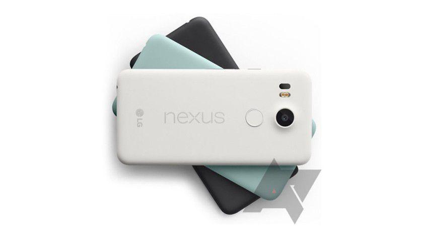 Das Nexus 5X wird von LG gebaut.