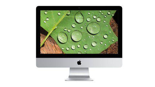 iMac Retina 4K: Hohe Auflösung bei 21,5 Zoll