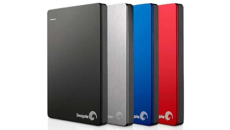 Seagate Portable Backup Plus 4 TB