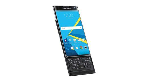 Blackberry setzt voll auf Android.