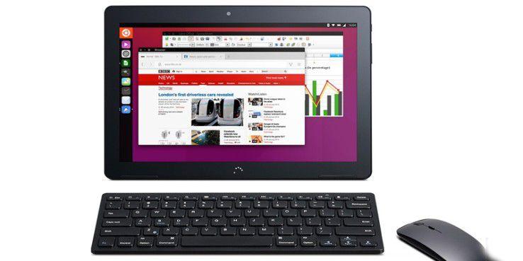 BQ Aquaris M10 ist der erste Tablet-PC mit Ubuntu